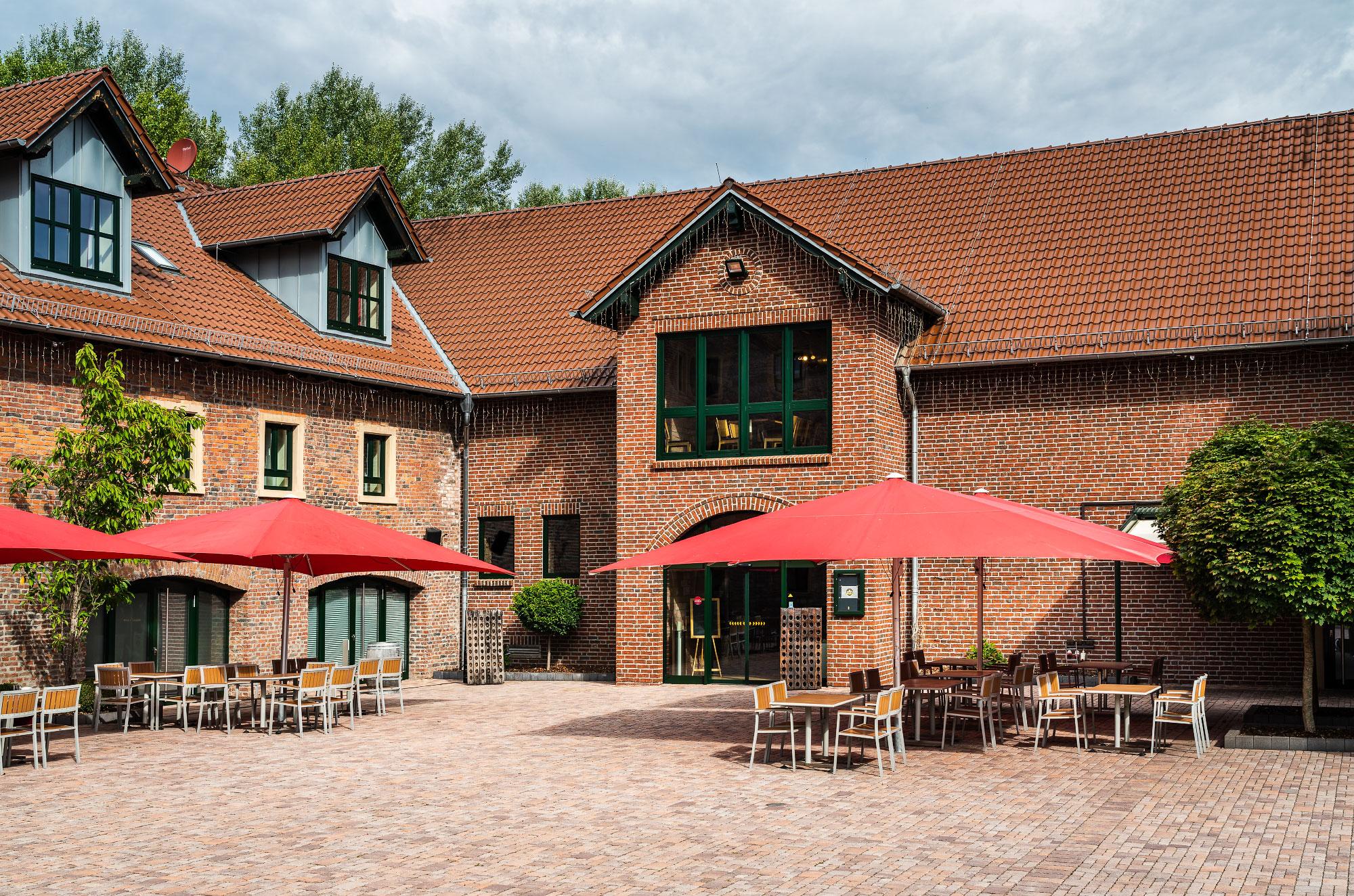 Landhaus-Hof